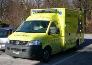 Ambulanz rufen