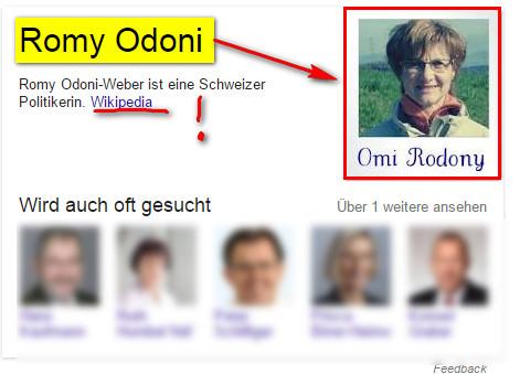 Romy Odoni Wikipedia Google