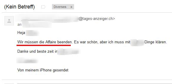 E-mail bekanntschaft
