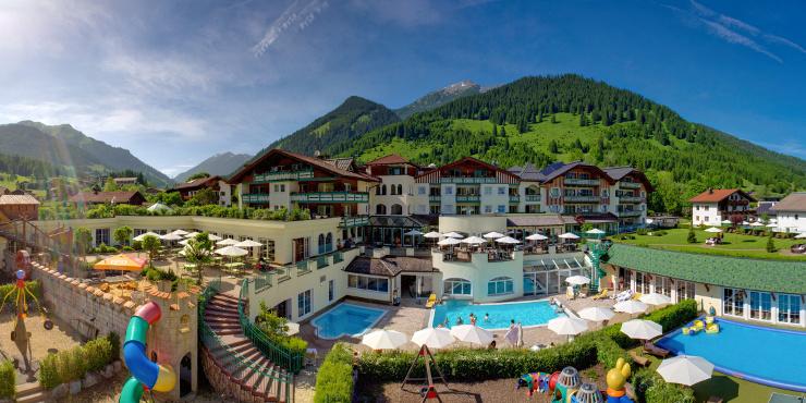 All Inclusive Hotel Osterreich