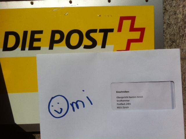 Obergericht Kanton Zürich Omi Rodony FDP Luzern