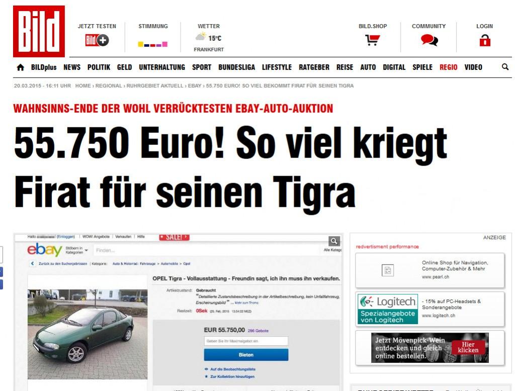 Opel Tigra Firat Demirhan
