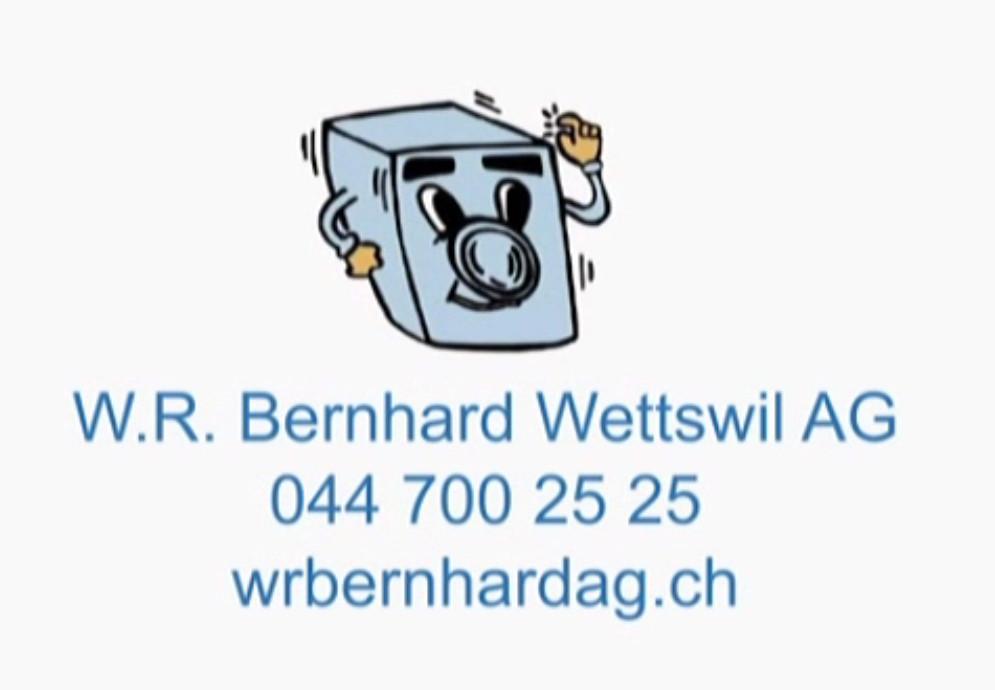 Printscreen Tele Züri: WR Bernhard AG