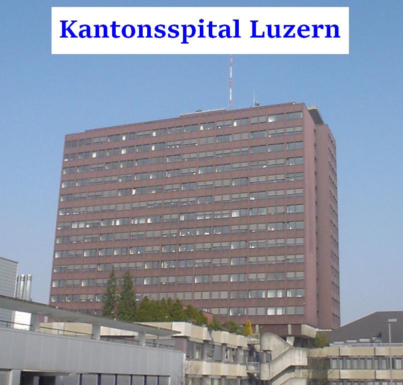 Kantonsspital Luzern LUKS