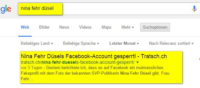Nina Fehr Düsel Google Top1