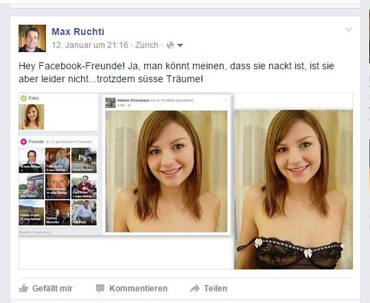 Nackte Frauen Auf Facebook