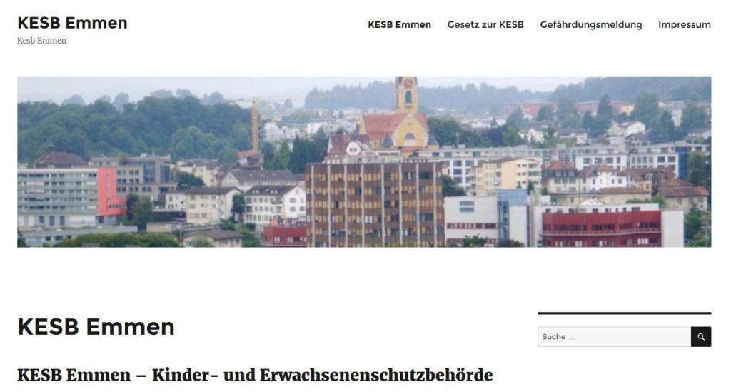 KESB Emmen_Tratsch