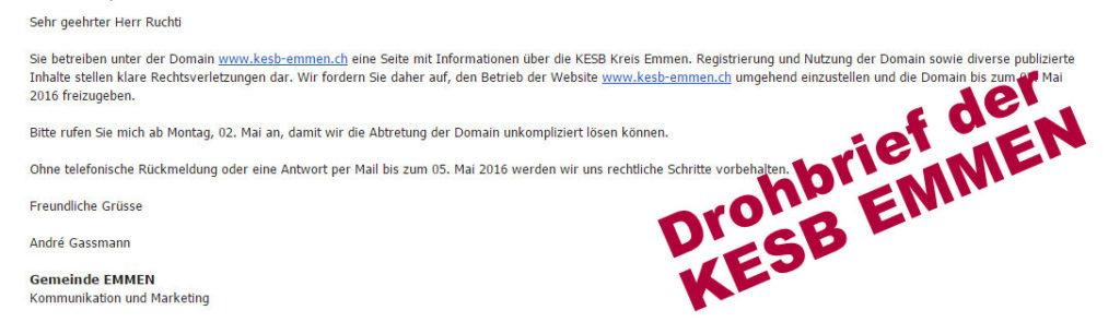 kesb-emmen-banner-drohbrief