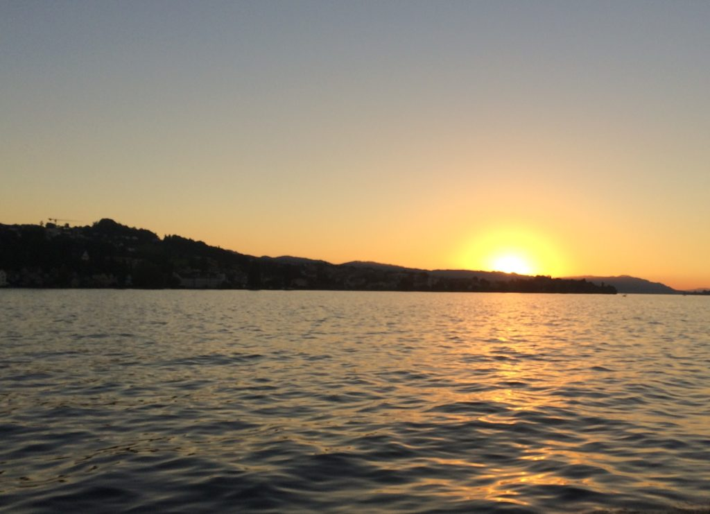 Sonnenuntergang_Zuerich