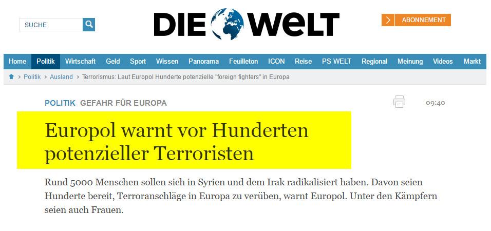 Europol_Hunderte_Terroristen