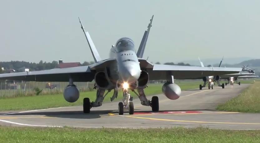 Emmen_Militärflugplatz
