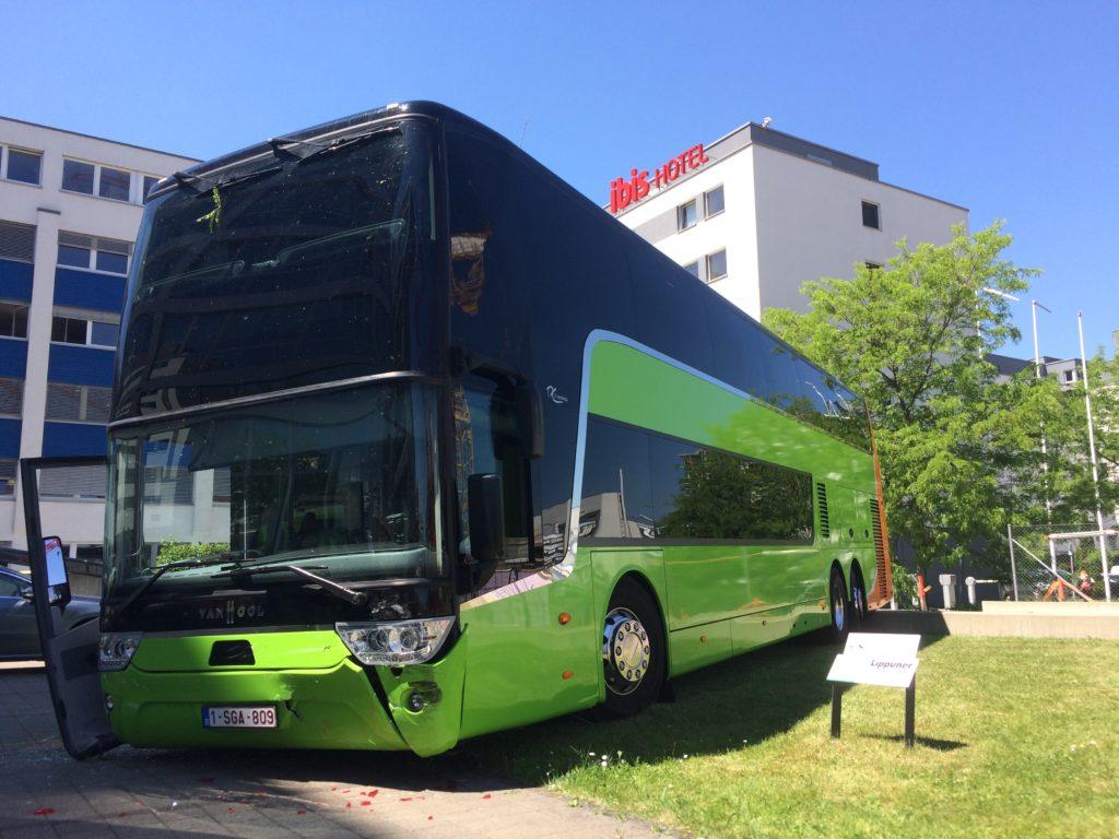 Wie sicher sind Fernbusse?